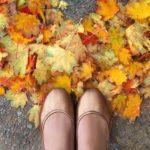 jesenné topánky